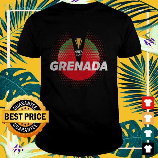 Grenada National Team 2021 Concacaf Gold Cup t-shirt