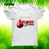 I am Redeemed by the Blood of Jesus shirt