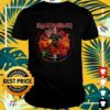 Iron Maiden nights of the dead legacy of the beast live in mexico city t-shirt