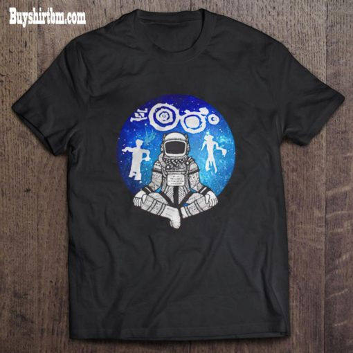 johnnie jae we are the science fiction shirt