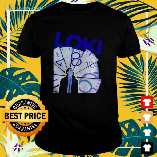 Loki Out of Time t-shirt