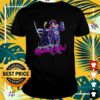 Ninja sex party in the Mystic Crystal t-shirt