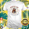 Redhead girl I have three sides the quiet and sweet side the fun and crazy side t-shirt