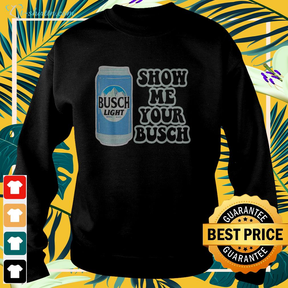 Show me your Busch sweater
