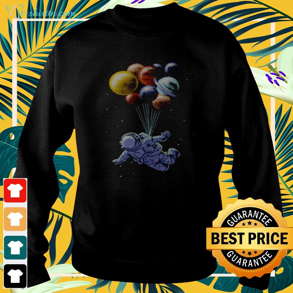 Space Travel Balloon sweater