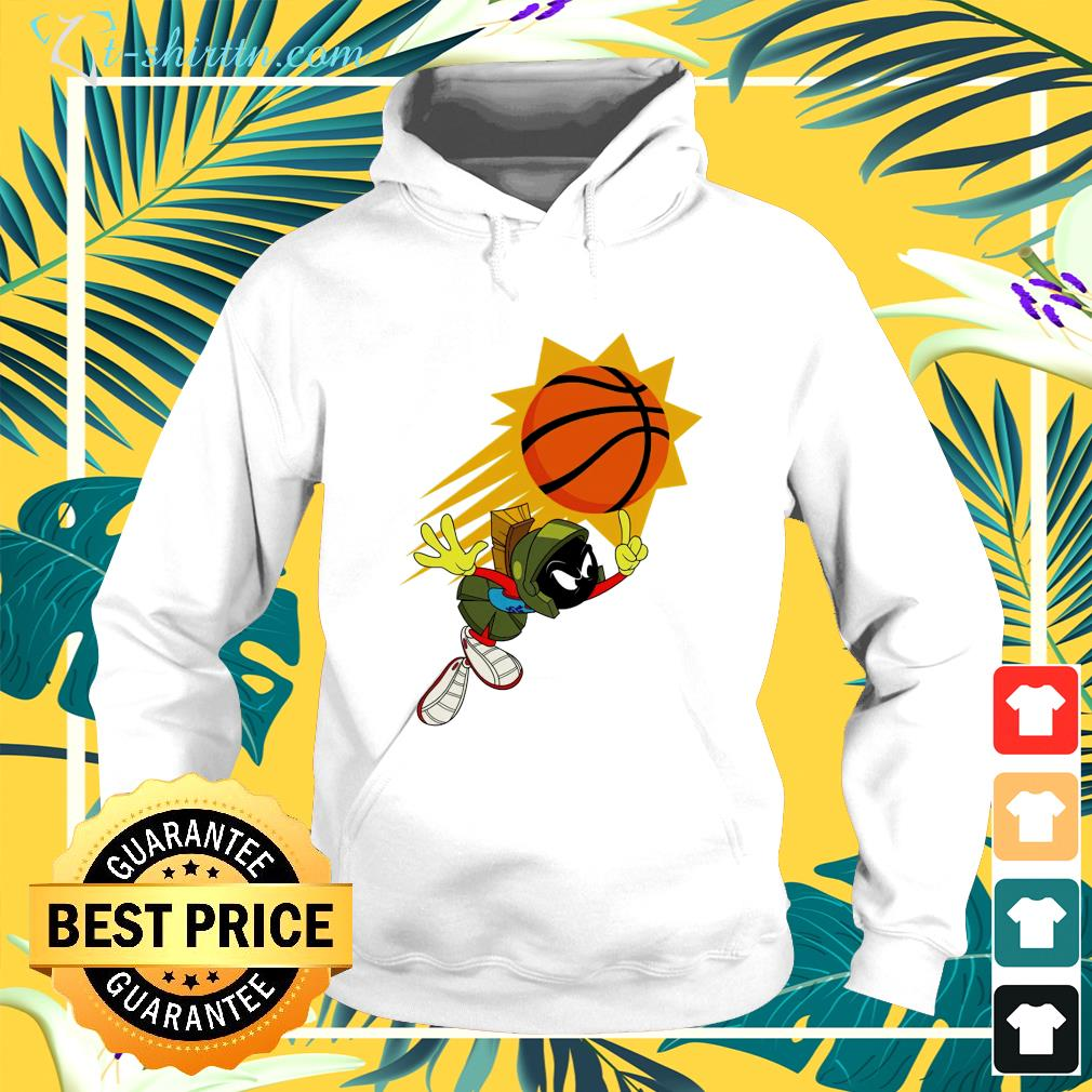 The Suns X Space Jam Marvin hoodie