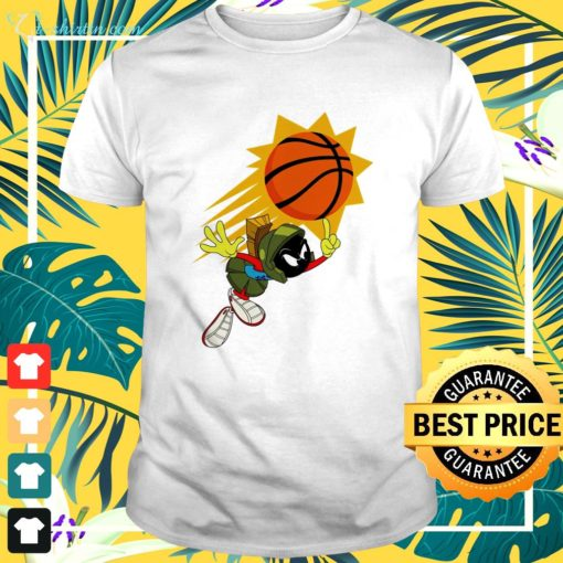 The Suns X Space Jam Marvin t-shirt