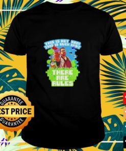 Big Lebowski this isn't nam this is duck hunt there are rules shirt