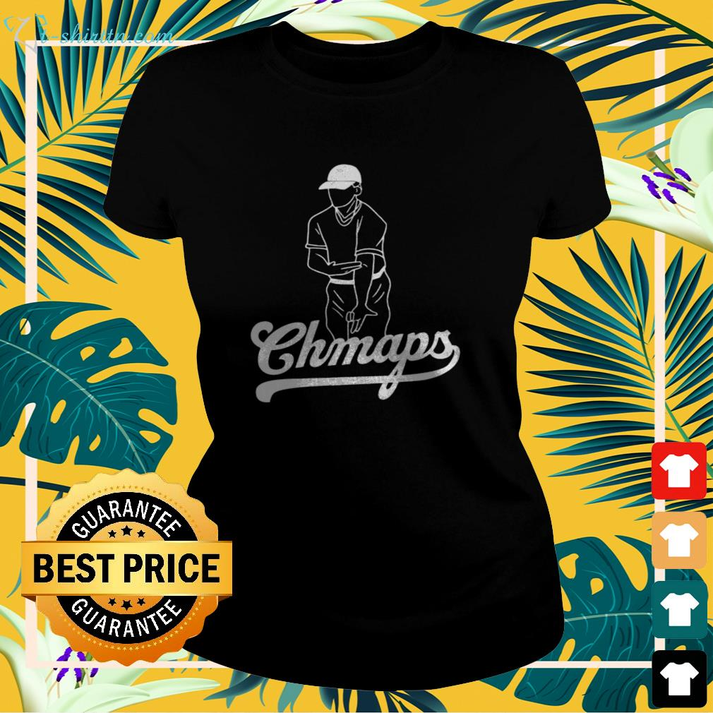 Built different Champs ladies-tee