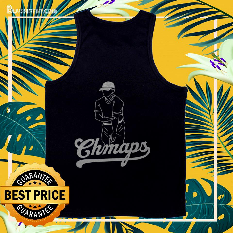 Built different Champs tank top