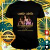 Camila Cabello 10th Anniversary 2012-2022 thank you for the memories signature shirt