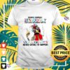 Chicken People should seriously stop expecting normal from me shirt