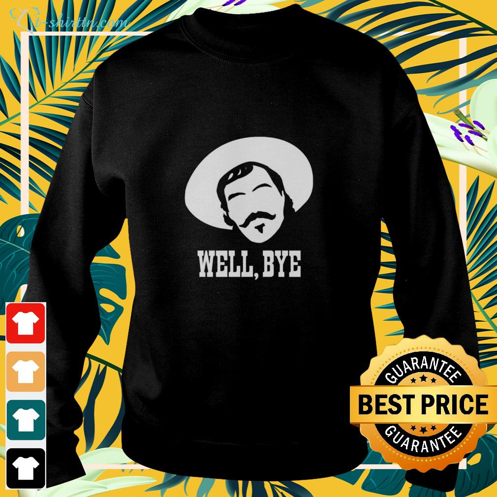Curly Bill Brocius Tombstone well bye sweater