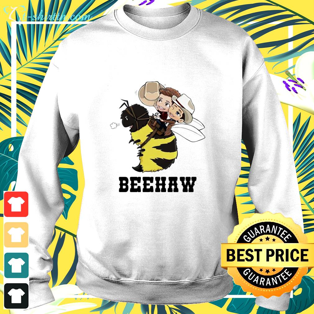 Dean and Sam beehaw sweater