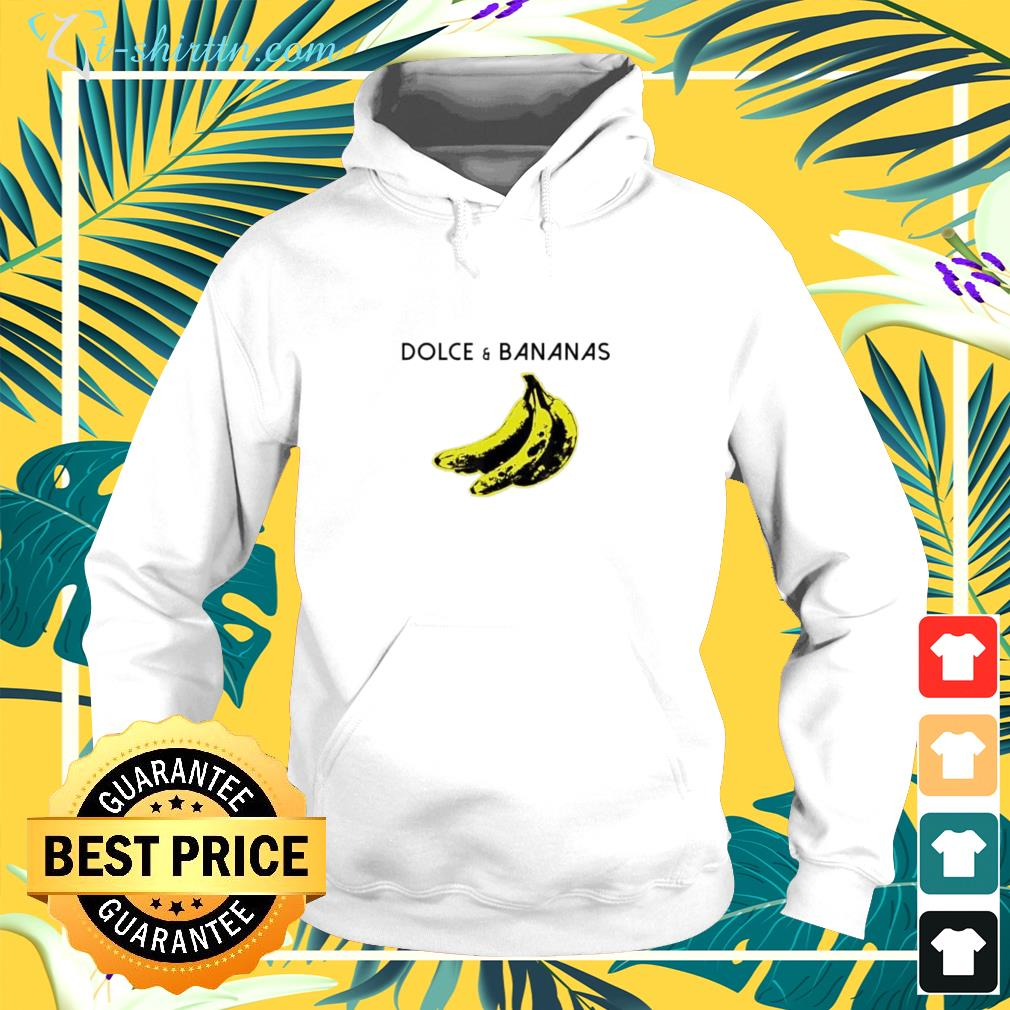 Dolce and bananas funny  hoodie