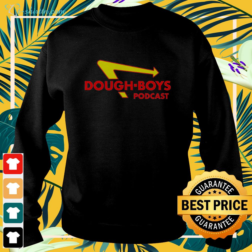 Doughboys Podcast sweater