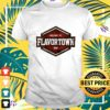 Flavortown Food Culture Distressed Look shirt