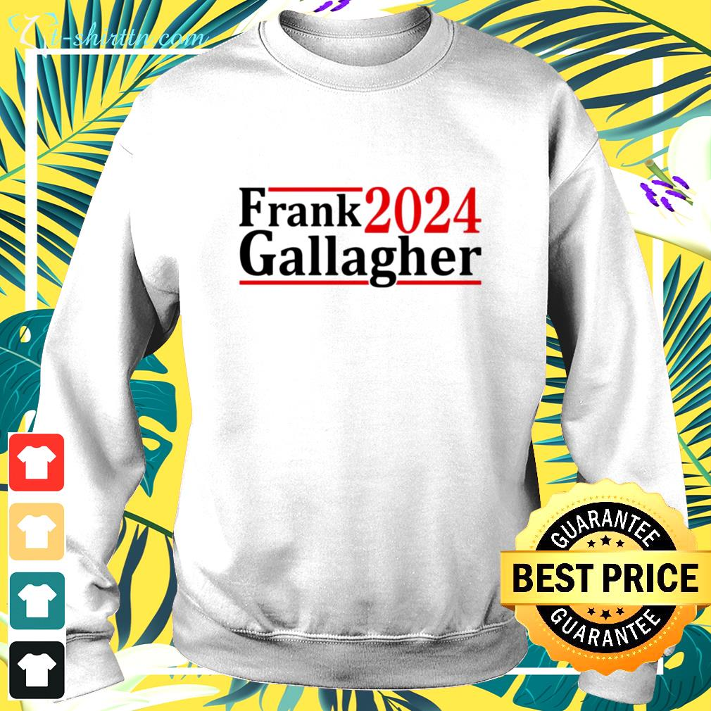Frank Gallagher 2024 sweater