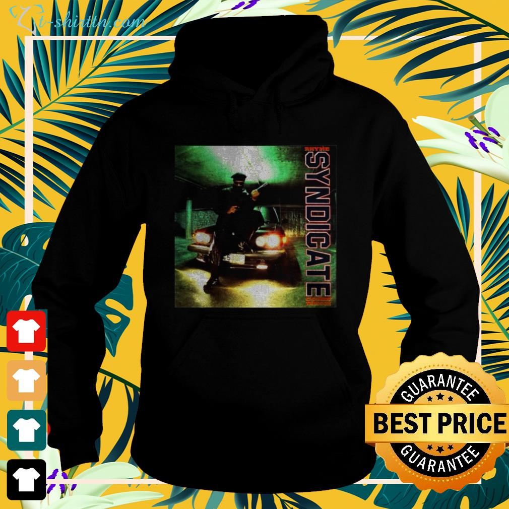 Funny Rhyme Syndicate Comin' Through hoodie