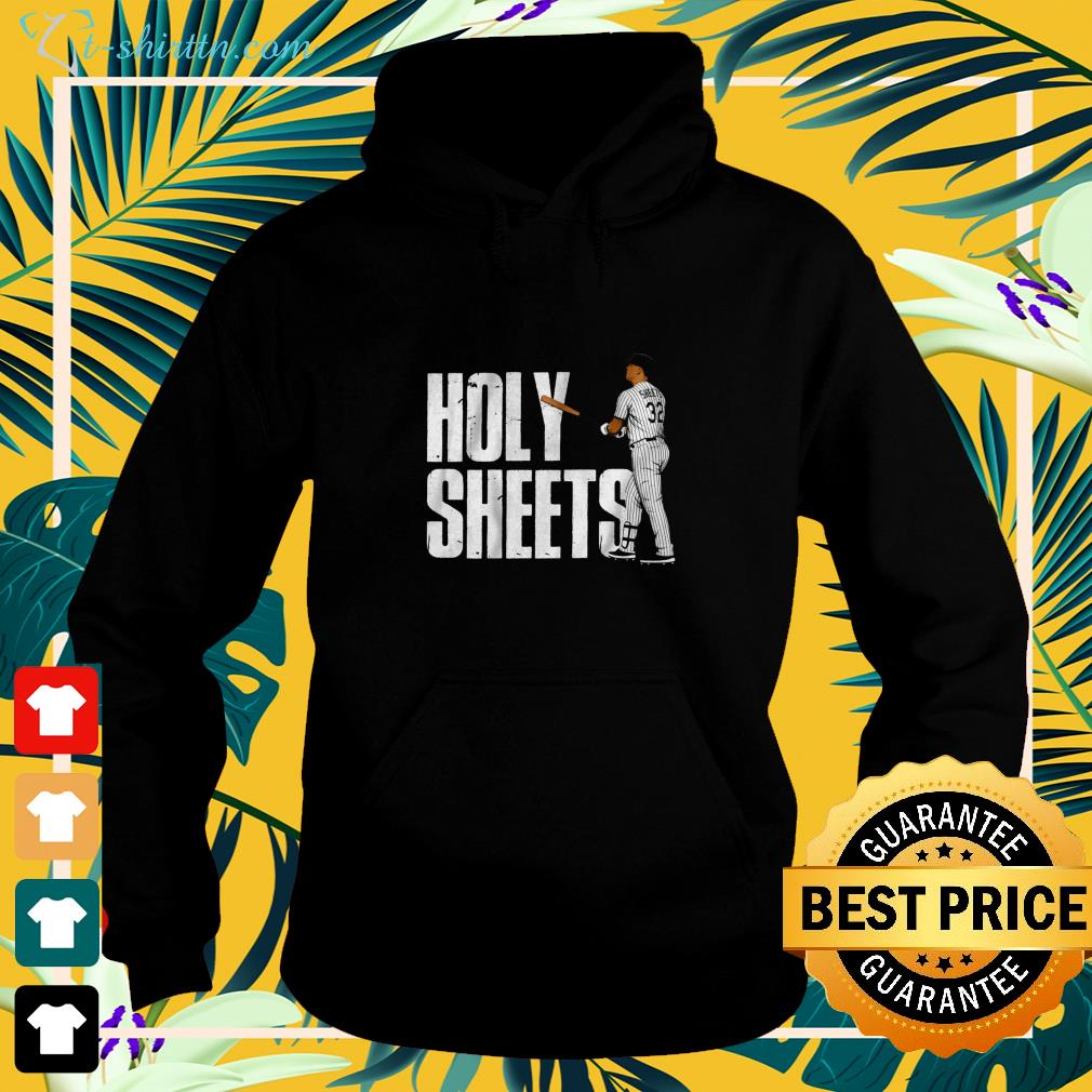 Gavin Sheets Chicago White Sox Holy sheets hoodie