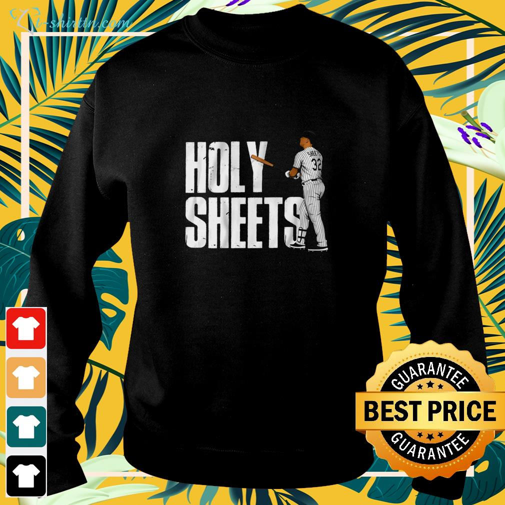 Gavin Sheets Chicago White Sox Holy sheets sweater