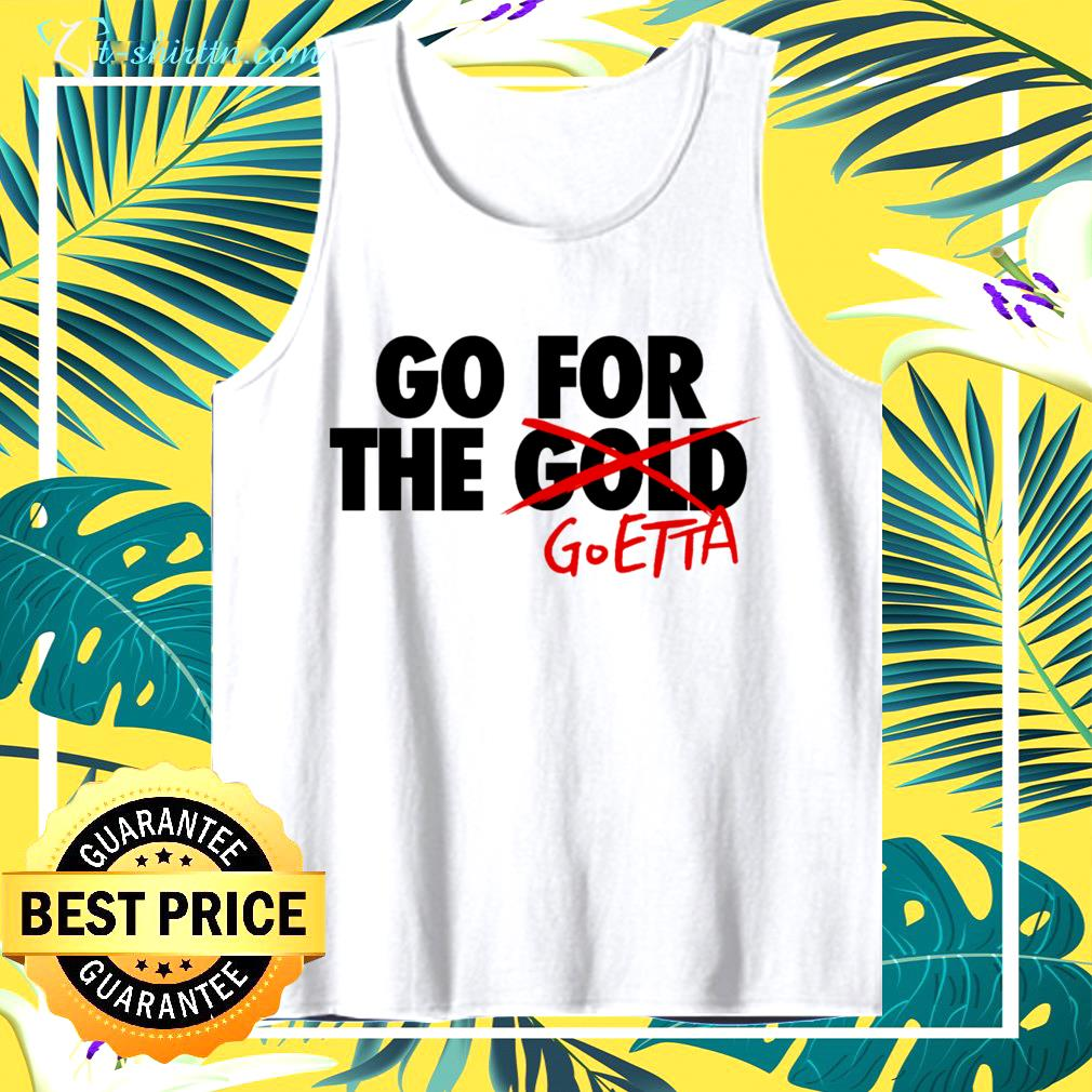 Go For The Goetta tank top