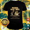 Herbie Hancock 60th Anniversary 1961-2021 thank you for the music signature shirt
