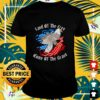 Hot Land of the free home of the brave shirt