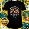 In memory of Amy Winehouse signature vintage shirt