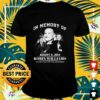 In memory of Robin Williams thank you for the memories shirt
