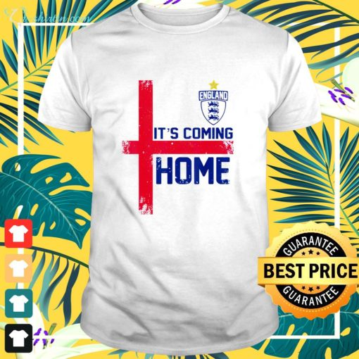 It's Coming Home England Football soccer Jersey style retro shirt