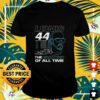 Lewis the greatest of all time shirt