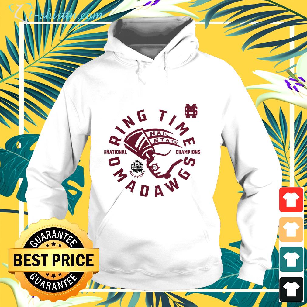 Mississippi State Bulldogs 2021 NCAA Men's Baseball College World Series Champions hoodie