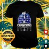 Official 2021 Stanley Cup Champions Tampa Bay Lightning signature shirt