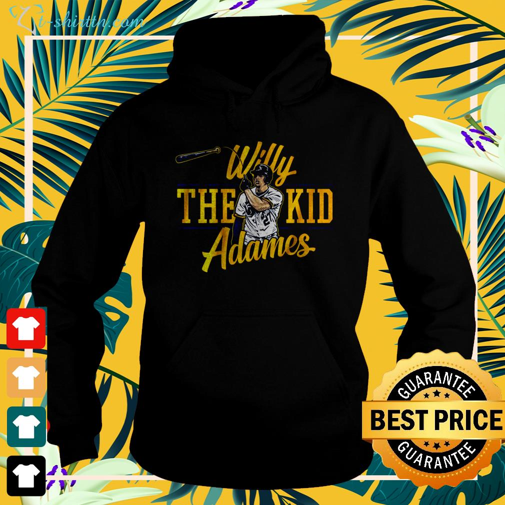 Official Willy The Kid Adames hoodie