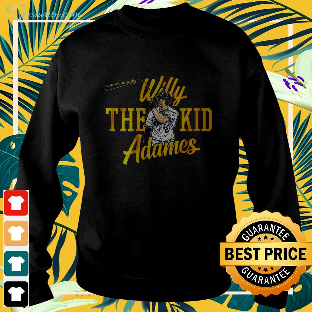 Official Willy The Kid Adames sweater