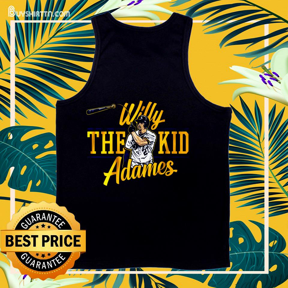 Official Willy The Kid Adames tank top