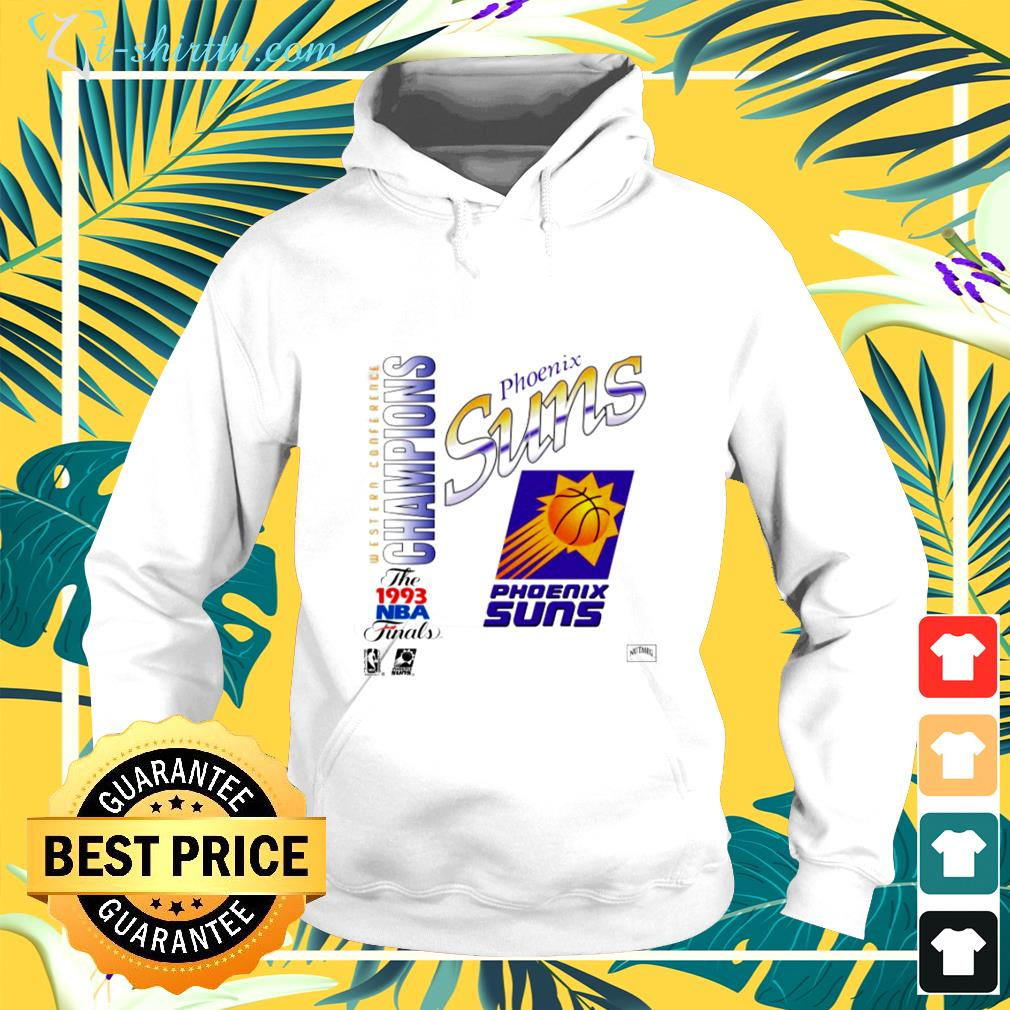 Phoenix Suns 1993 Western Conference Champions NBA Finals hoodie