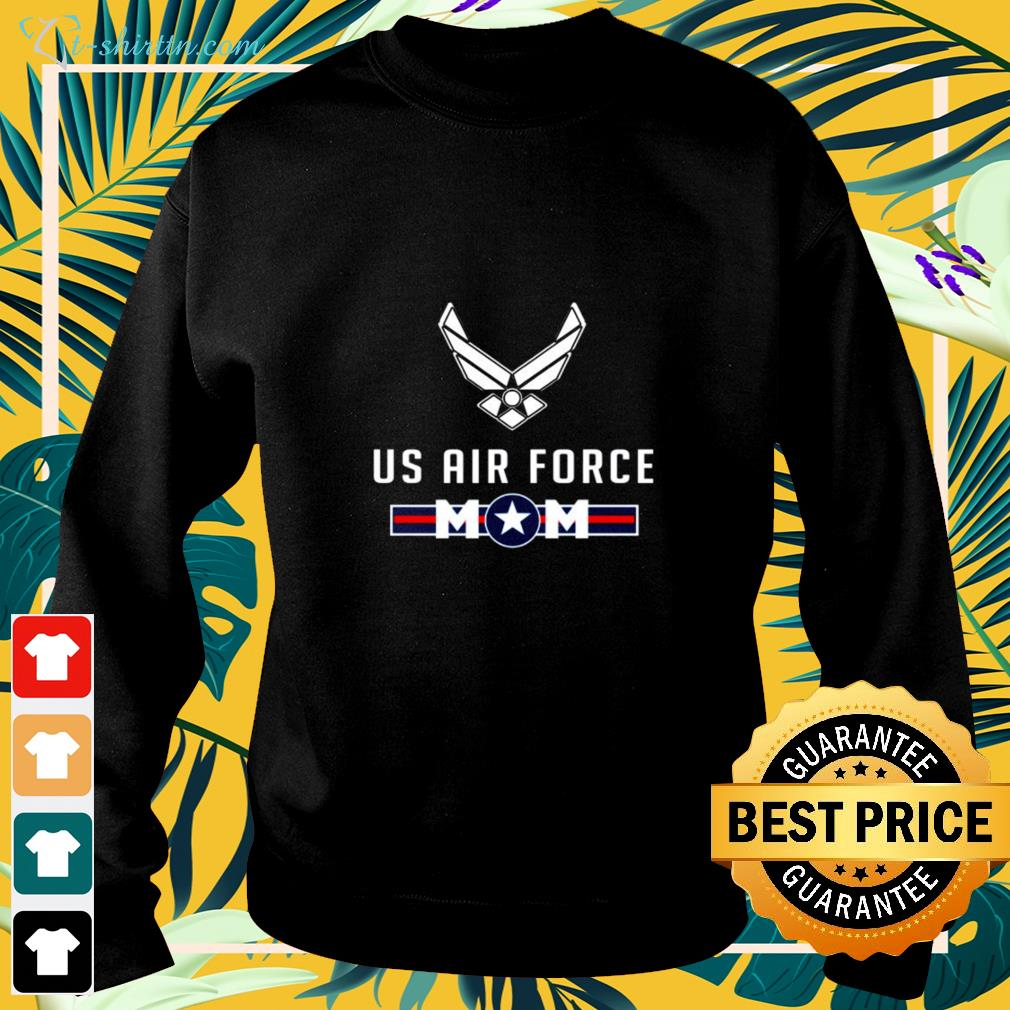Proud us air fore Mom military sweater