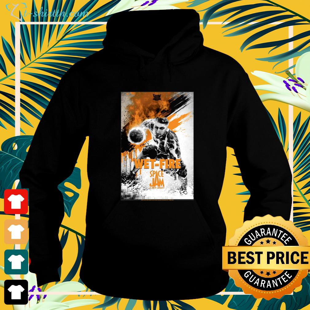 Space Jam A New Legacy Wet-Fire hoodie