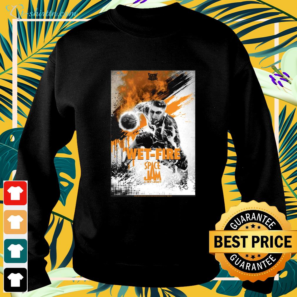 Space Jam A New Legacy Wet-Fire sweater