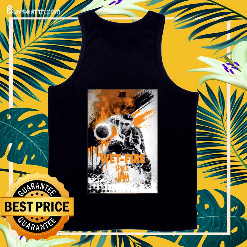 Space Jam A New Legacy Wet-Fire tank top