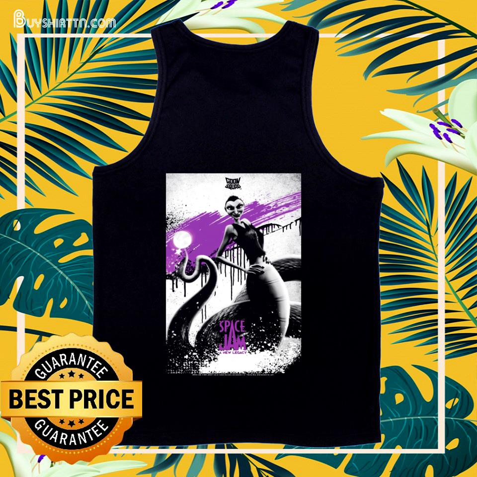 Space Jam A New Legacy White Mamba tank top