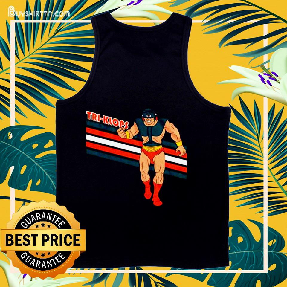 Tri Klops He Man and The Masters of the Universe tank top