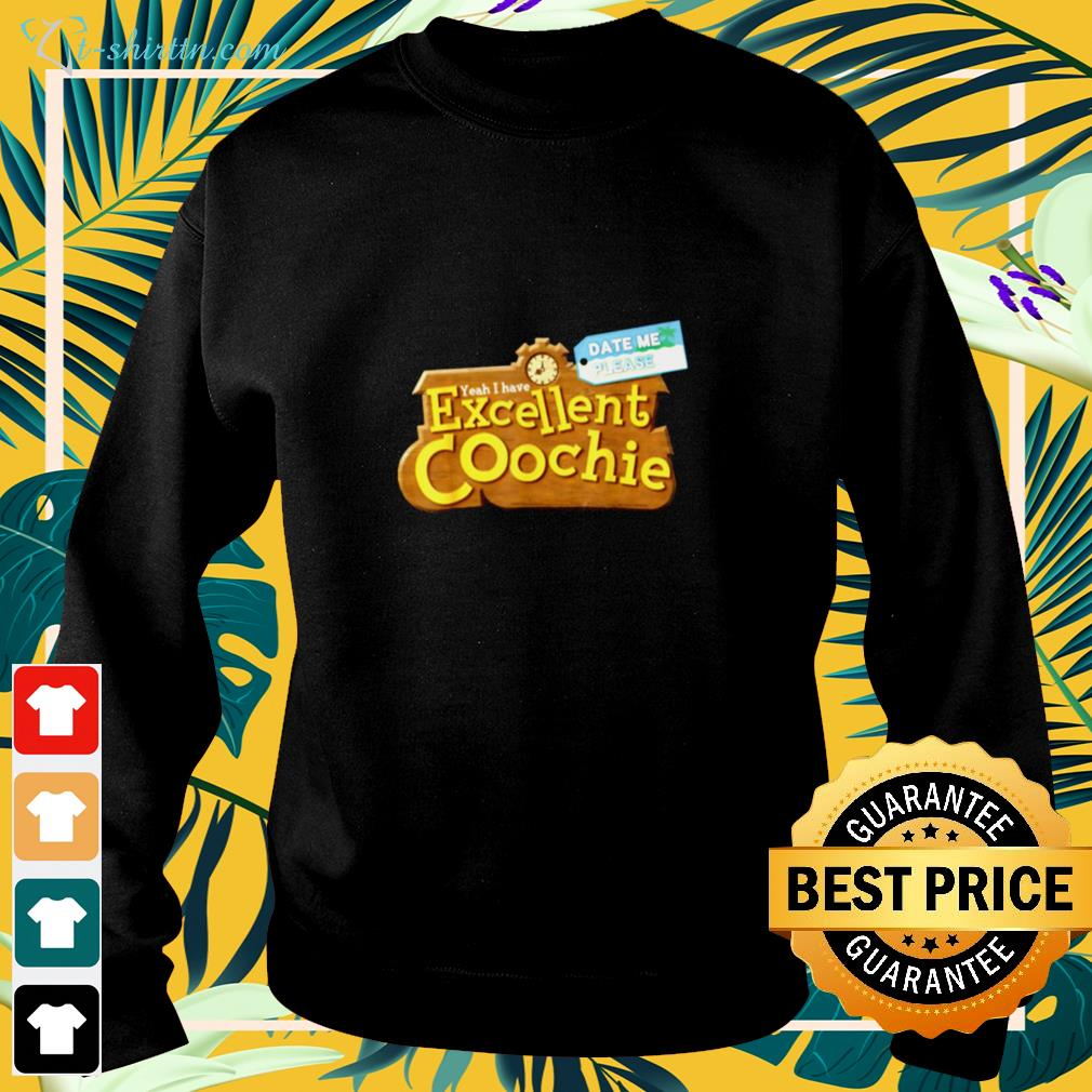Yeah I have excellent coochie date me please sweater