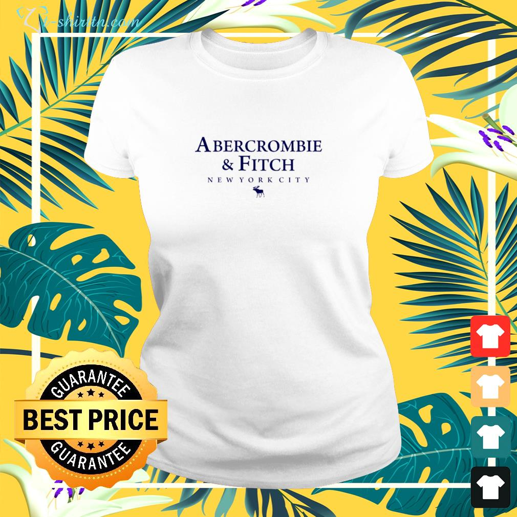 Abercrombie And Fitch New York City ladies-tee