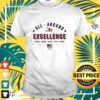 All Around Excellence 2004 -2020 shirt