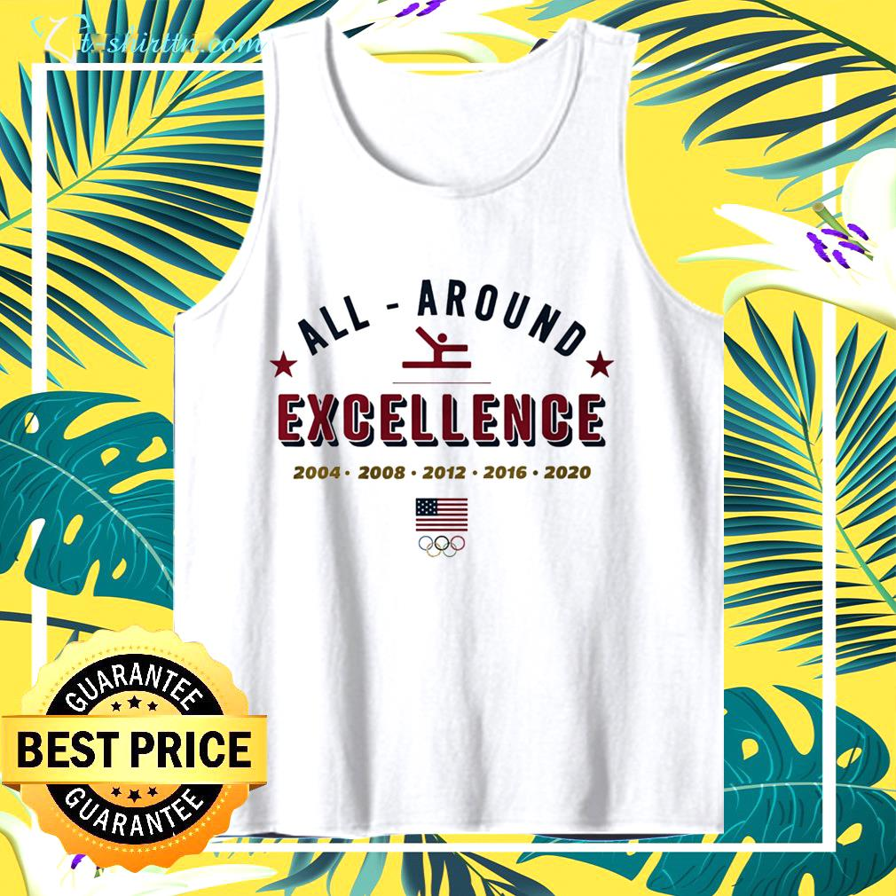 All Around Excellence 2004 -2020  tank top