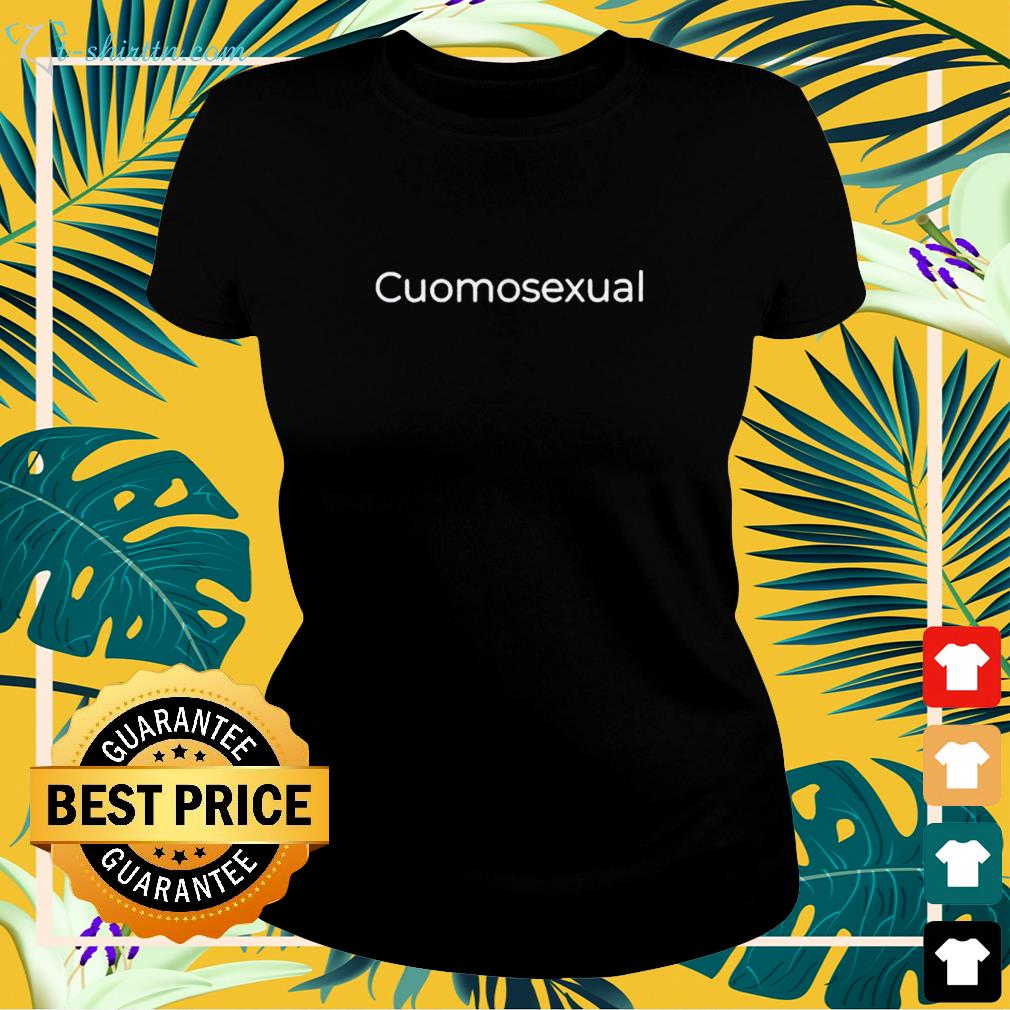 Andrew Cuomo Cuomosexual loaddies-tee