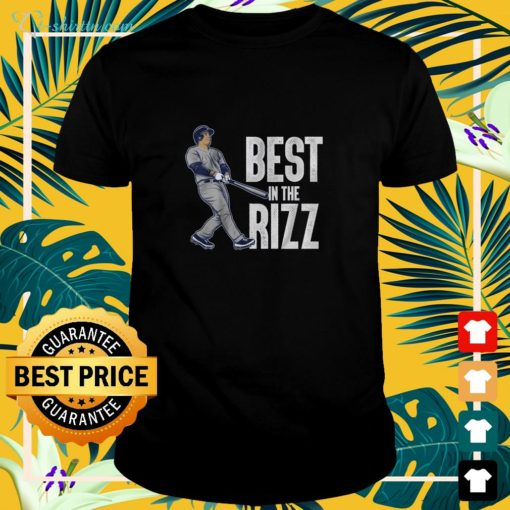 Anthony Rizzo Best In The Rizz shirt